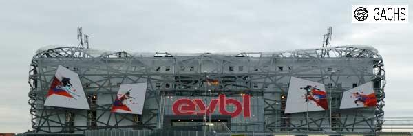 Sporthaus EYBL Frontansicht